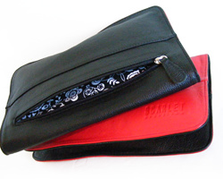 Leather Clutch Handbags